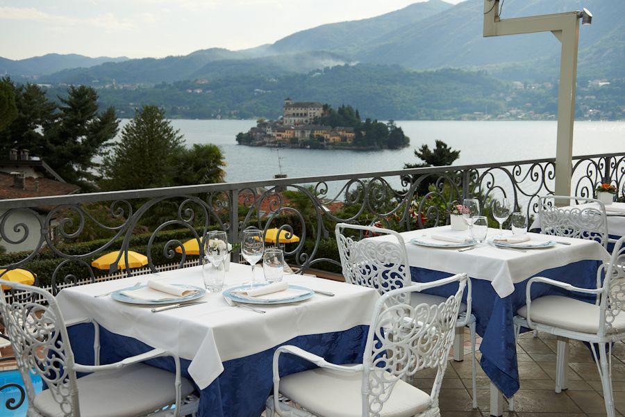 Hotel la bussola 3 stelle sul lago d 39 orta con piscina ristorante e parcheggio gratuito - Bagno la bussola ...