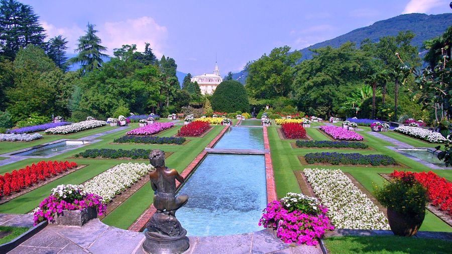 Giardini Moderni Borgomanero : Territory